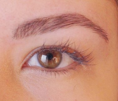 Brow Grooming - shaping