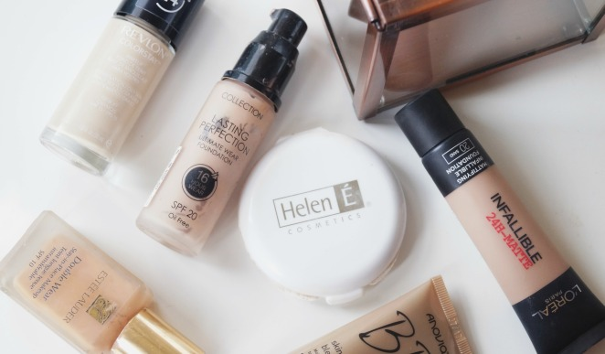 makeup stash foundation